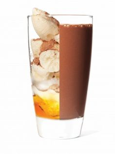 chocolate maca antioxidant smoothie