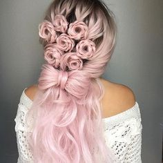 Cotton Candy Hair | Luvly Long Locks