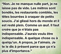 Jean Paul Sartre.