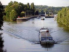 Canal latéral à l'Oise — Wikipédia