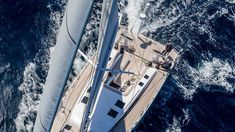 Baltic 67 Is the Almost Perfect Performance Long Distance Cruiser The new Baltic 67 is only almost perfect because of its high price. You have to be passionate of sailing in comfort and to afford to buy it. Baltic Yachts, Yacht Builders, Best Insulation, Almost Perfect, Long Distance, Sailing, How To Look Better, Ocean
