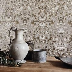 William Morris Pure Lodden (Engelska Tapetmagasinet)
