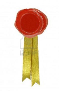 Google Image Result for http://us.123rf.com/400wm/400/400/tertman/tertman1011/tertman101100011/8231930-round-red-wax-seal-with-a-golden-ribbon.jpg