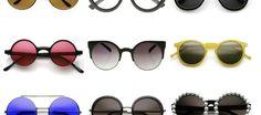 Tendência Primavera/Verão 2015 – Óculos Redondo