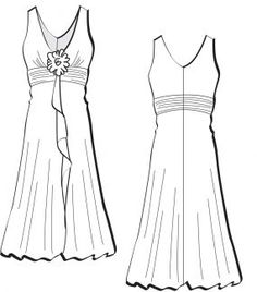 Pattern Review: Style Arc - Angie Dress - Threads