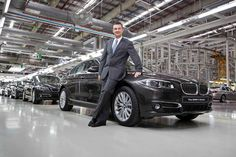 New 5 Series Rolls Out Of BMW Plant In Chennai. - BMW India was quick to introduce the new 5 Series sedan in India in October.  #BMW #India #News #Cars #Car