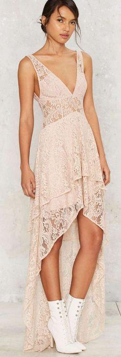 Nasty Gal - The Jetset Diaries Resort Lace Dress