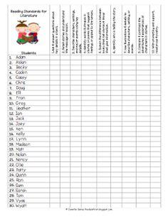 Beautiful Classroom List Template Ideas - Resume Samples & Writing ...