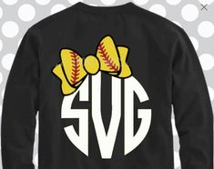 Softball SVG, Softball, bow, decal cut file, Softball shirt, Softball Monogram svg, Softball dxf, Softball mom, Softball , Cutting Machines You will receive the following zipped digital download files: > SVG > PNG > Cutting Machines eps jpeg for printing Once your payment has been confirmed, you may download your file. No physical product will be mailed, all files will be delivered electronically. All watermarks will be removed. ========&...