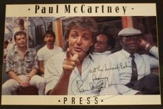 PAUL ON THE RUN: Vintage Paul and Linda McCartney interview coming ...