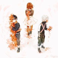 """The pain of team Minato."""