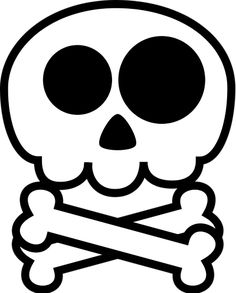 Free Stock Photos | Illustration Of A Skull And Crossbones ...