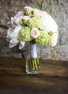 Wedding bouquet. Decorator me.