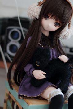 DDH-01カスタムヘッド+MDDねこ魔女服セット 2013 10/17~10/22 Yahoo! Auctions