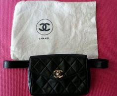 Authentic-Vintage-Chanel-Handbag-fanny-pack
