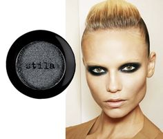 stila- love this shadow-it's oil based and silky.