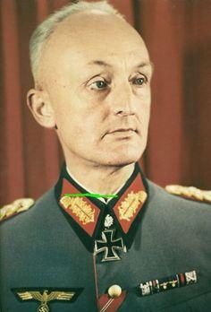 Gollnick, Hans - General der Infanterie.