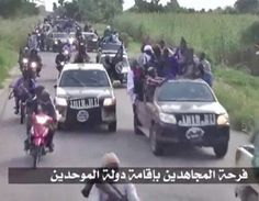 Tension in Borno as Boko Haram Hijack Bags of Rice from UN Body Meant for IDPs in Maiduguri
