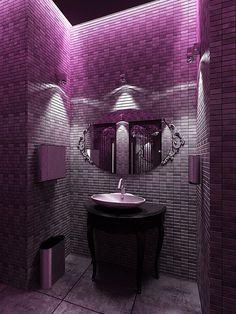 night club WC