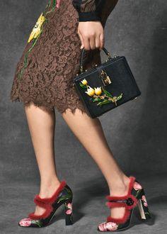 Страна чудес, или Сказочный Lookbook осенне-зимней коллекции pret-a-porter 2016 / 2017 от Dolce & Gabbana - Ярмарка Мастеров - ручная работа, handmade