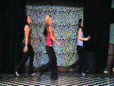 """Heather Rounds """"Hickory Chic"""" Dance Choreography: """"Let Me Think About It"""""""