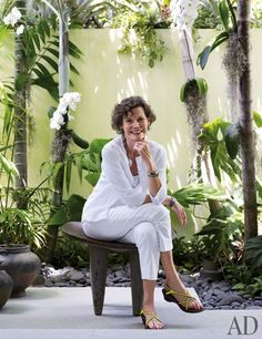 Judy Blume's Tropical Retreat