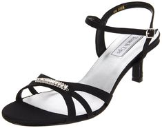 Touch Ups Women's Diane Leather Ankle-Strap Sandal *** Additional details at the pin image, click it  : Strappy sandals