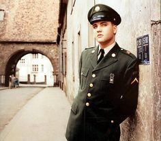 Germany, 1959.  I stood in that exact spot a few years ago.