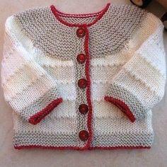 827 Me gusta, 10 comentarios - Nesrin Tabanoğlu (Nesrin Tabanoğlu) en Instagra. Baby , 827 Me gusta, 10 comentarios - Nesrin Tabanoğlu (Nesrin Tabanoğlu) en Instagra. 827 Me gusta, 10 comentarios - Nesrin Tabanoğlu (Nesrin Tabanoğlu) e. Baby Cardigan Knitting Pattern, Baby Boy Knitting, Knitting For Kids, Free Knitting, Kids Knitting Patterns, Baby Patterns, Crochet Patterns, Diy Crafts Knitting, Baby Girl Sweaters