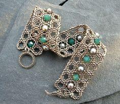 Anne Boleyn's Bracelet/ PDF file by mariposa8000 on Etsy