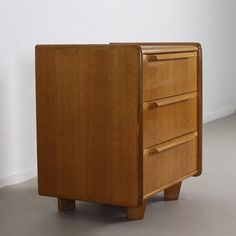 Located using retrostart.com > NE02 Night Stand Chest of Drawers by Cees Braakman for Pastoe