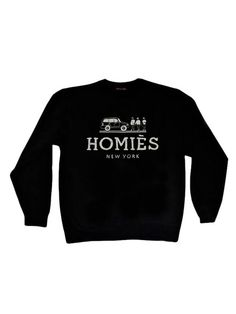 Reason Clothing - Reason Homiés Parody Crewneck Sweater | VAULT