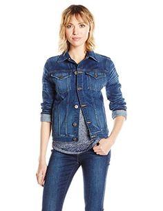 Hudson Jeans Women's the Classic Denim Jacket - http://www.darrenblogs.com/2017/03/hudson-jeans-womens-the-classic-denim-jacket/