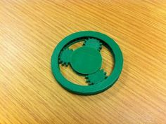 Planetary Gear Mechanism (fixed mesh) by MBCook 3d Printer Models, Planetary Gear, Mesh, Fishnet
