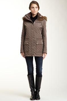 Quilt Stitch Coat