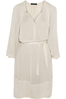 The Milly dress by Isabel Marant is a good summer staple. It is relaxed in style but also timeless and classy. It is a good choice if arm conscious and can be dressed up or down. It is a classic piece. £270.00
