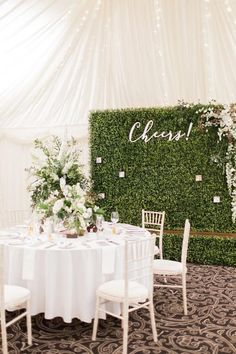 outdoors inside wedding Backdrop name Wedding/Baby Wood Wall Names Boxwood backdrop Decor Love Laser Cut Wooden Sign Large Size Wall Home Decor Wedding Aesthetic Wedding Reception Backdrop, Tent Reception, Wedding Wall, Marquee Wedding, Forest Wedding, Wedding Receptions, Reception Ideas, Head Table Backdrop, Wall Backdrops