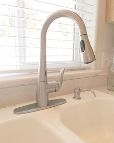 """I want!  My New """"Mind-Reading"""" Moen Faucet…Plus, A Giveaway!"""