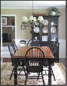 Black Dining Chairs On Pinterest Dining Chair Set Dining Chairs And Dining