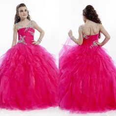 Cheap dresses sportswear, Buy Quality dresses hot directly from China dress suite Suppliers:             2015 Ball Gown pageant dresses for girls glitz Long prom dresses for pregnant children baby flower girl dres