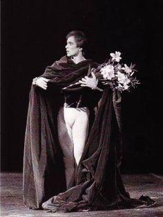 Rudolf Nureyev in Giselle