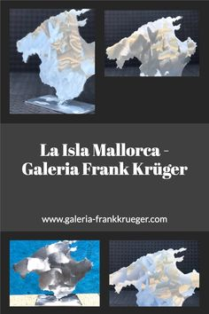 """Longing for the island? With the sculpture """"La Isla Mallorca"""" you can now bring your favorite island home! Order them straight away, easy and uncomplicated via our online shop! Bull Painting, Mallorca Island, Beautiful Islands, Simply Beautiful, Sculptures, Art Gallery, Artist, Artwork, Easy"""