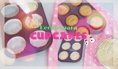Receta Basica para Cupcakes de vainilla / Facil de preparar ♥ - YouTube Muy Simple, Muffin, Breakfast, Youtube, Desserts, Food, Vanilla Cupcakes, Meals, Accessories