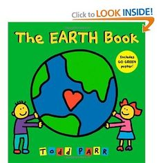 "Colorful and easy to understand graphics and ""eco-pledges"" to help encourage little ones to be kind to our planet"