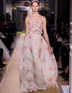 Spring  floral dress :)