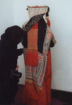 from the Arabian coast: Taifi dress of Bani Saad