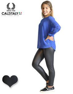 Collant e leggings da bambina Calzitaly per le giovani donne di domani