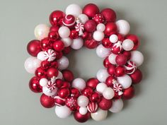 super cute for Christmas - maybe repurpose old ornaments??