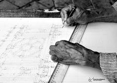 hands od artist