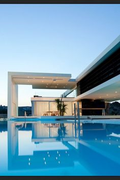 Pool and luxury lifestyle